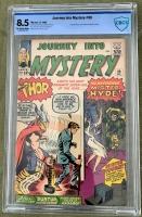 Journey Into Mystery #99 CBCS 8.5 ow/w
