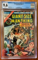 Giant-Size Man-Thing #2 CGC 9.6 w