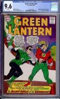 Green Lantern #40 CGC 9.6 w