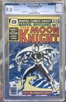 Marvel Spotlight #28 CGC 9.0 w