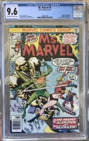 Ms. Marvel #2 CGC 9.6 ow/w