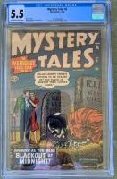 Mystery Tales #5 CGC 5.5 ow/w