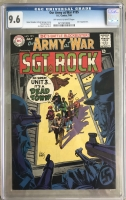 Our Army at War #195 CGC 9.6 ow/w