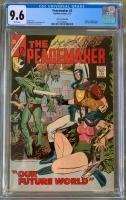 Peacemaker #3 CGC 9.6 w John G. Fantucchio