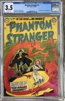 Phantom Stranger #2 CGC 3.5 ow