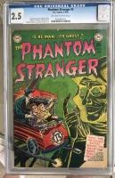 Phantom Stranger #5 CGC 2.5 ow/w
