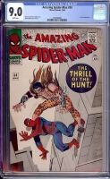 Amazing Spider-Man #34 CGC 9.0 w