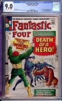 Fantastic Four #32 CGC 9.0 ow/w