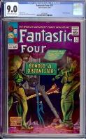 Fantastic Four #37 CGC 9.0 ow/w