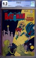 Batman #41 CGC 9.2 ow/w