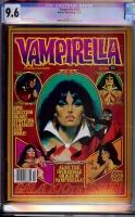 Vampirella #100 CGC 9.6 ow/w
