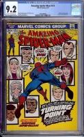 Amazing Spider-Man #121 CGC 9.2 ow/w