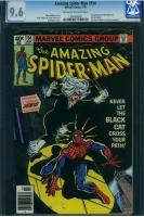 Amazing Spider-Man #194 CGC 9.6 ow/w
