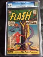 Flash #112 CGC 6.0 cr/ow