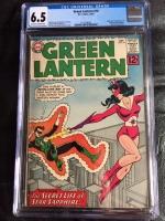 Green Lantern #16 CGC 6.5 ow/w