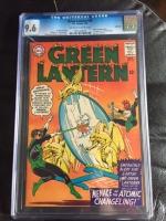 Green Lantern #38 CGC 9.6 ow/w Northland