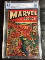 Marvel Mystery Comics #65 CBCS 4.0 ow/w