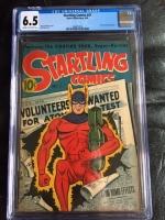Startling Comics #41 CGC 6.5 cr/ow