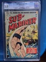Sub-Mariner Comics #38 CGC 3.0 n/a