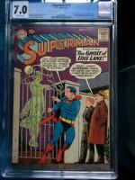 Superman #129 CGC 7.0 ow