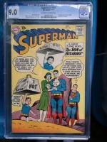 Superman #140 CGC 9.0 ow/w