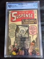 Tales of Suspense #35 CBCS 8.5 w
