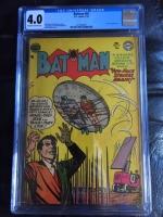 Batman #81 CGC 4.0 ow/w