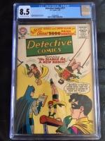 Detective Comics #237 CGC 8.5 ow/w