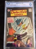 Detective Comics #253 CBCS 7.5 ow/w