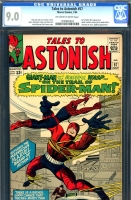 Tales to Astonish #57 CGC 9.0 ow/w