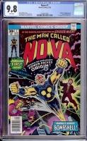 Nova #1 CGC 9.8 w