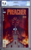 Preacher #1 CGC 9.6 w