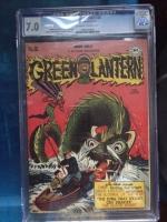 Green Lantern #26 CGC 7.0 ow/w