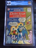 Detective Comics #234 CGC 6.0 ow