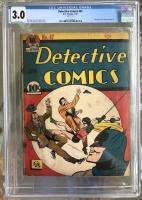 Detective Comics #47 CGC 3.0 ow