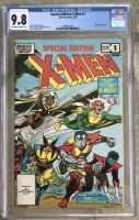 Special Edition X-Men #1 CGC 9.8 ow/w