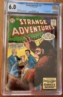 Strange Adventures #117 CGC 6.0 ow/w