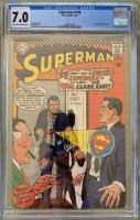 Superman #198 CGC 7.0 ow