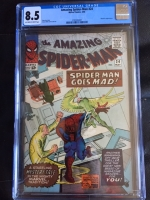 Amazing Spider-Man #24 CGC 8.5 ow/w