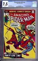 Amazing Spider-Man #149 CGC 7.5 w