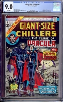 Giant-Size Chillers #1 CGC 9.0 w