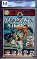 Detective Comics #441 CGC 8.0 w