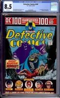 Detective Comics #440 CGC 8.5 w