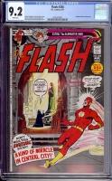 Flash #208 CGC 9.2 w
