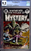 House of Mystery #219 CGC 9.2 w