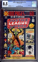 Justice League of America #112 CGC 8.5 ow/w
