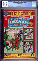 Justice League of America #116 CGC 8.5 w