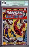 Daredevil #99 CGC 9.8 w
