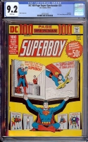 DC 100 Page Super Spectacular #21 CGC 9.2 w