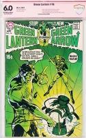 Green Lantern #76 CBCS 6.0 ow/w